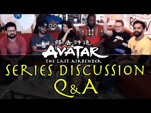 Avatar: The Last Airbender - Q&A