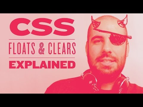 CSS Floats And Clears Explained