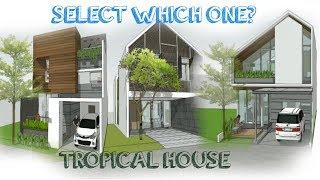 Best 3 Tropical Tiny House Design #eps 3