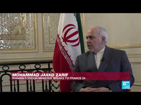 "Iran FM Zarif: ""If the US stops bothering the rest of the world, everything will be fine"""