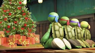 🐢🐢🐢🐢🐀 Christmas Baby Turtles Funny Episode (montage) - Teenage Mutant Ninja Turtles Legends