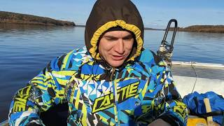Рыбалка выходного дня на реке Вишера 7 10 2019
