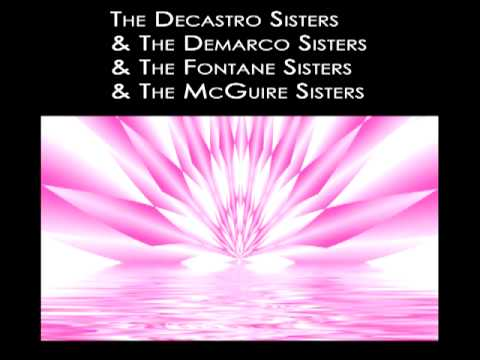 The Decastro Sisters - Snowbound for Christmas