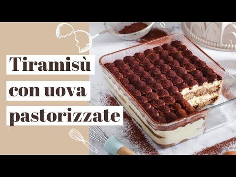 Tiramisù | Ricetta originale con savoiardi e uova pastorizzate