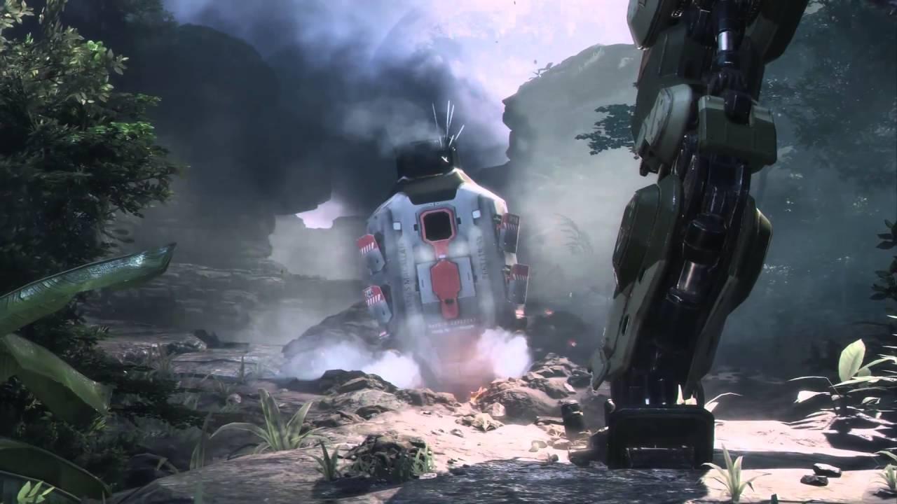 Teaser Trailer - Titanfall 2 (PS4, deutsch) - YouTube
