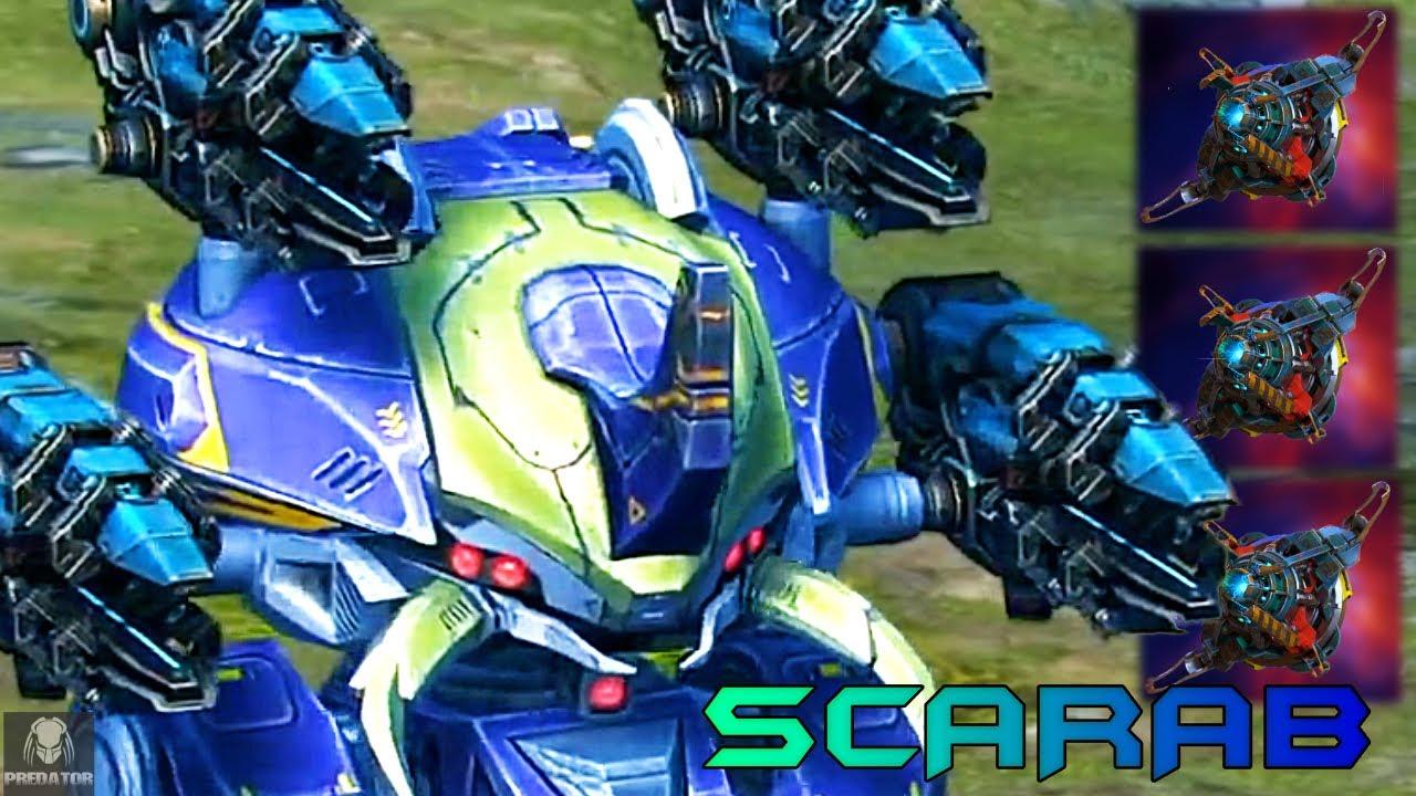 Immortal 'Scarab' Leech Taking Down Champion League - The Rhino/Leech Hybrid Destroying Everything |
