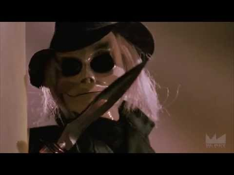 Enter the PUPPET MASTER, Time To Die Sweepstakes