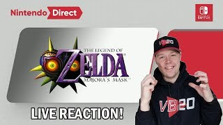 Nintendo Direct 4.1.2019 - LIVE REACTION!
