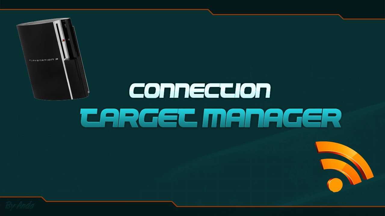 prodg target manager ps3