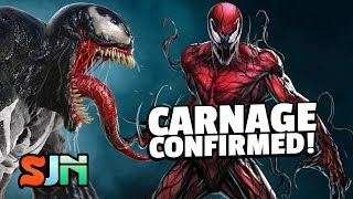 Carnage Confirmed For Venom Movie (Spider-Man: Homecoming)