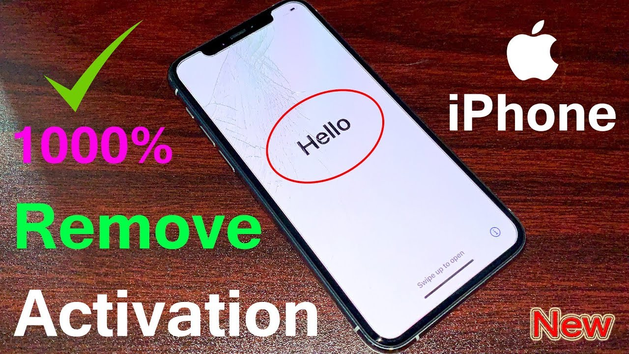 Remove an Unlock iCloud Activation Lock iOS 13.2.3 With 1000% Success Proof iPhone/iPad New ...