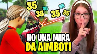 AIMBOT E LASERATE ASSURDE IN ARENA A 12.000 PUNTI!! FORTNITE