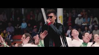 Elvin Grey исполнил гимн Альметьевска (Life) 2017