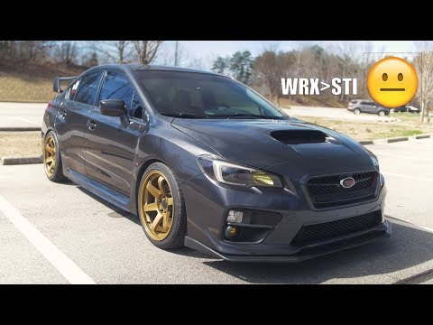 The Roast of the Subaru WRX STI pt.2! – How to Tastefully Modify Your WRX
