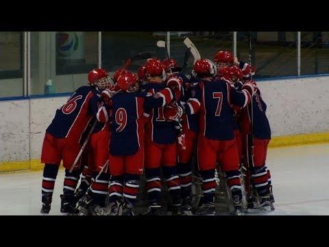 Rebels win NWSC West in boys hockey