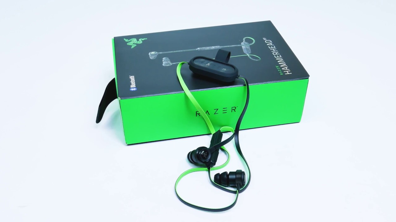 Image result for Razer Hammerhead Bluetooth In-Ear Headset