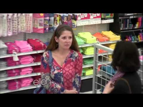 Amy Talks the Lyrics in Michaels321