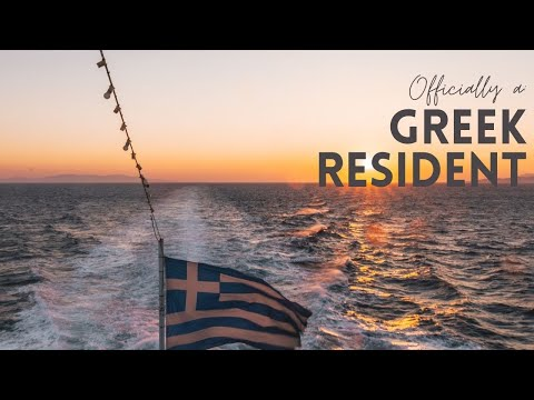 GREECE RESIDENT PERMIT Update and What is Happening Here || Living in Greece