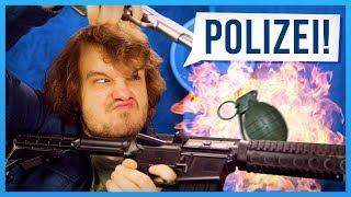 Nichts zu verbergen? - Polizeigesetz Bayern PAG