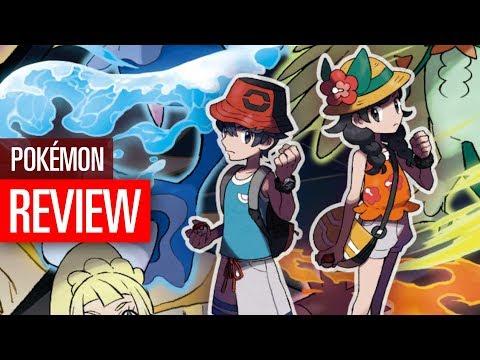 Pokémon Ultrasonne & Ultramond REVIEW - Mehr als ein warmer Aufguss?