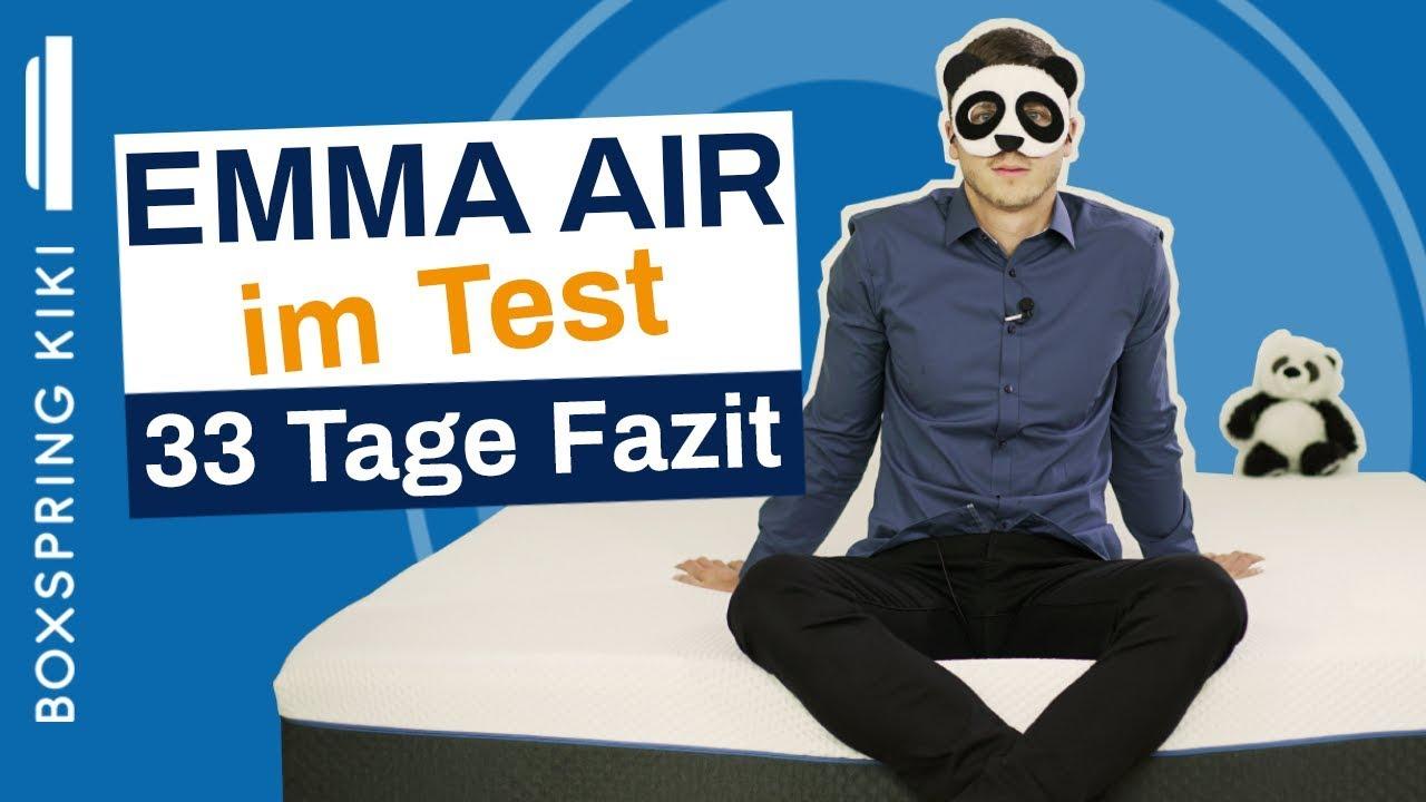 Matratze Emma Air Im Test