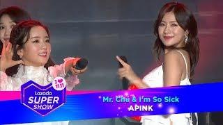 Gambar cover Mr. Chu & I'm So Sick - Apink | #MYLazada1111
