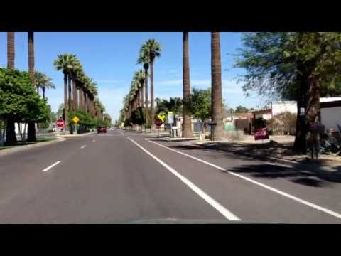 Cruising Old Litchfield Road in Beautiful Litchfield Park Arizona