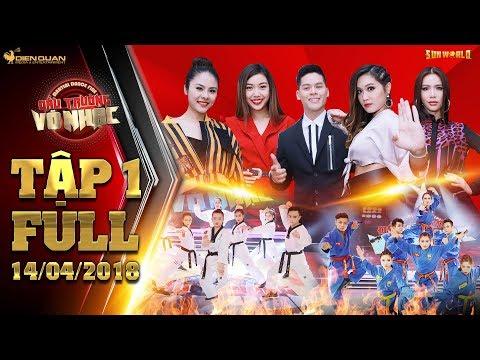 Đấu trường võ nhạc|tập 1 full: Minh Tú, Vân Trang, John Huy, Gemma há hốc vì 5 nhóm diễn quá máu lửa