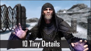 Skyrim: Yet Another 10 Tiny Details That You May Still Have Missed in The Elder Scrolls 5 (Part 36)