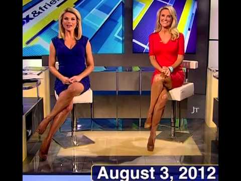 Great Violinist Orchestra Music feat. Fox News Women Pt. 10