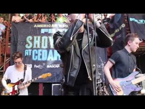 The Neighbourhood Let It Go live at SXSW 2013