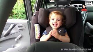 Nuna REBL autostoeltje review door Mommytalks