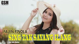 Dj Kentrung - Sing Tak Sayang Ilang - Falen Finola I Official Music Video