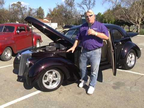 Car Guy Channel Episode 118:  1941 Graham Hollywood & 1940 Plymouth street rod driver (full length)
