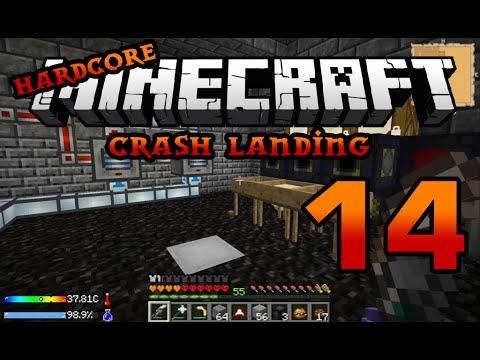 Iskall's Hardcore Minecraft Crash Landing 14 - SFM Automatic Superquick Siever