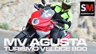 MV Agusta Turismo Veloce 800 2015: Prueba Trail