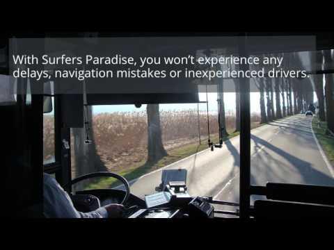 Surfers Paradise Coaches | School Coach Hire | Brisbane Airport Bus Transfers