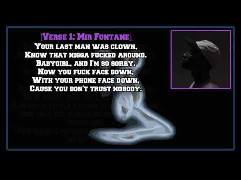 Mir Fontane - Space Jam [Lyric Video]