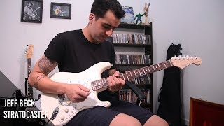 Baixar Teste Jeff Beck Stratocaster - Fender American Artist Series