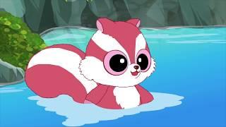 Юху и его друзья – Другой рай - сезон 1 серия 36– обучающий мультфильм для детей