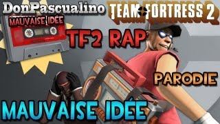 [TF2] Mauvaise idée : Team Fortress 2 Remix - Parodie