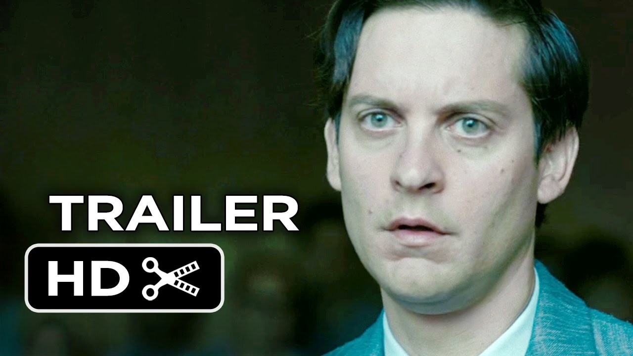 画像: Pawn Sacrifice Official Trailer #1 (2015) - Tobey Maguire, Liev Schreiber Movie HD youtu.be