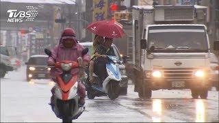 暴雨威力如颱!雨往中部蔓延 注意豪大雨