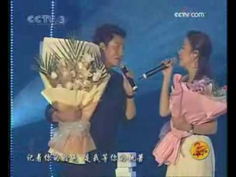 Painted heart  - Vicki Zhao sing with Chen Kun