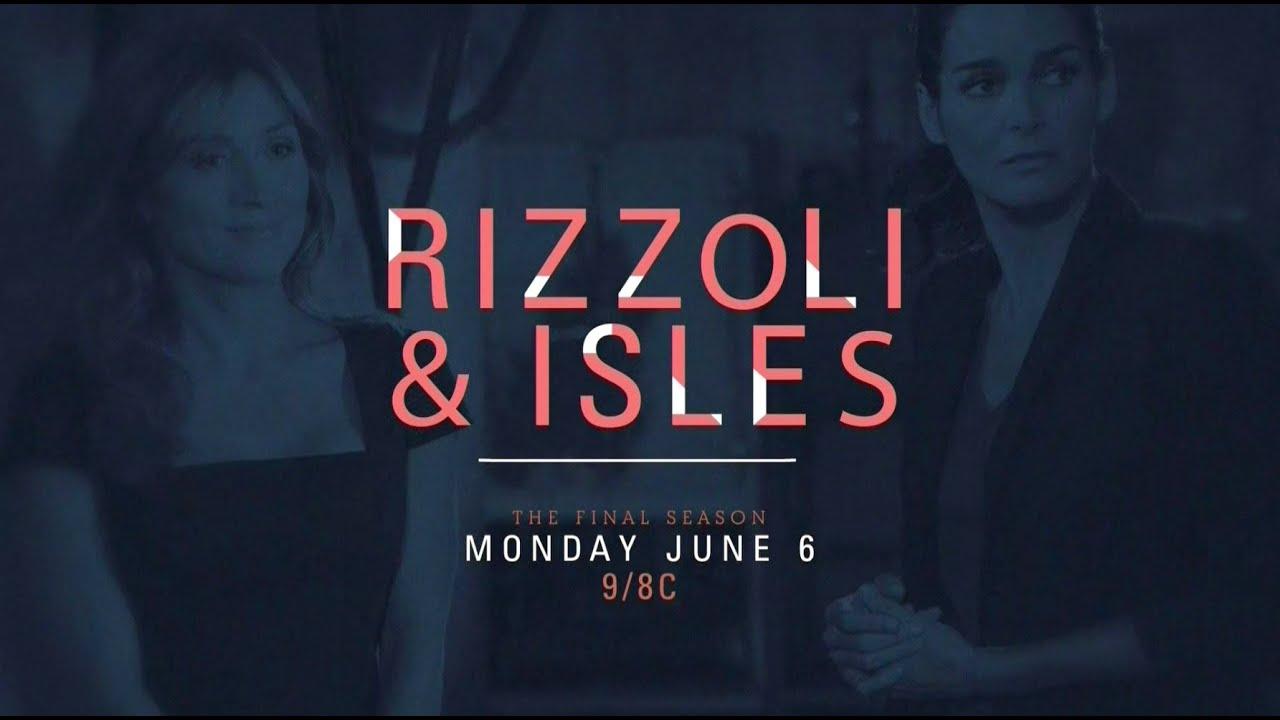 Risultati immagini per rizzoli and isles season 7