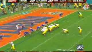 Michigan Highlights from the 2008 Capital One Bowl