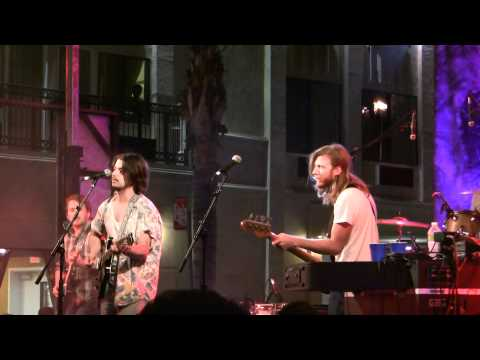 Delta Spirit LIVE! @ Buskerfest Summer And Music Festival 08.28.10