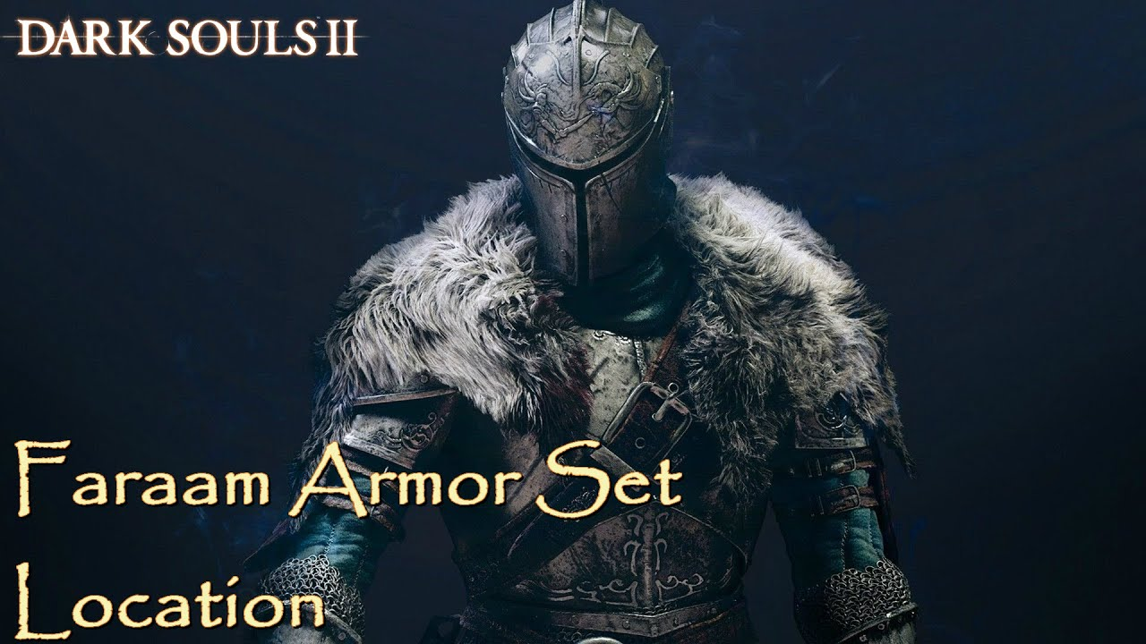 Faraam armor set location scholar of the first sin youtube