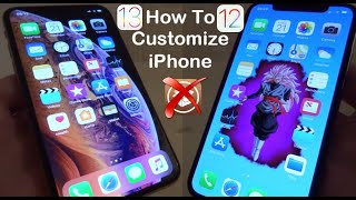 New How To Customize & Theme Iphone Free Ios 13 / 12 / 11 No Jailbreak No Computer