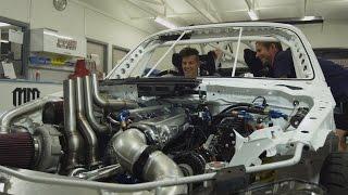 Mad Mike Whiddett's RADBUL Mazda MX-5